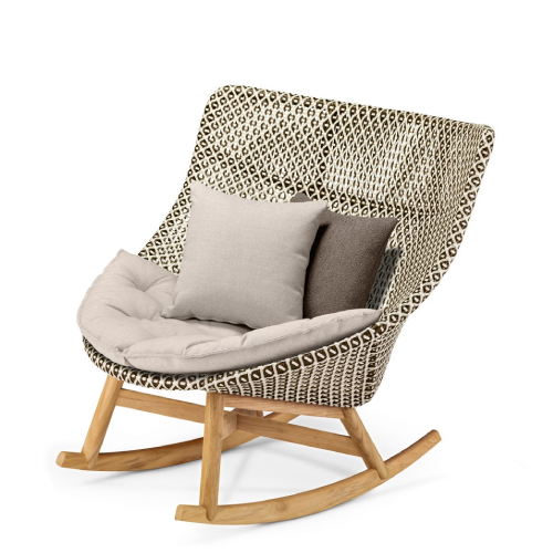 Rocking/Wing chair - assento