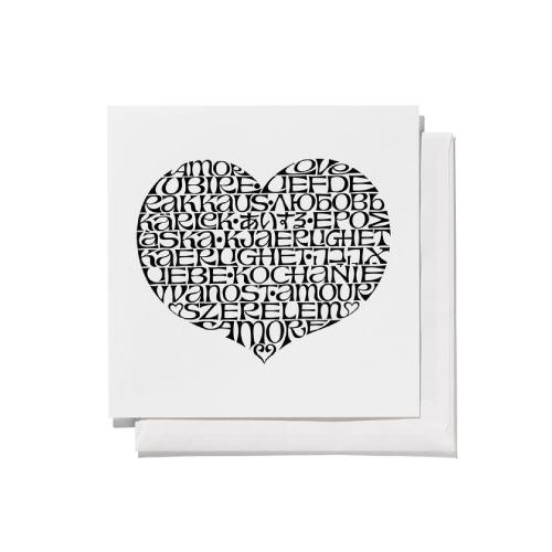 International Love Heart