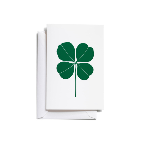 Four Leaf Clover, verde