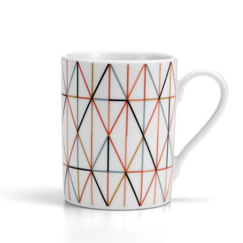 Grid, multicolor